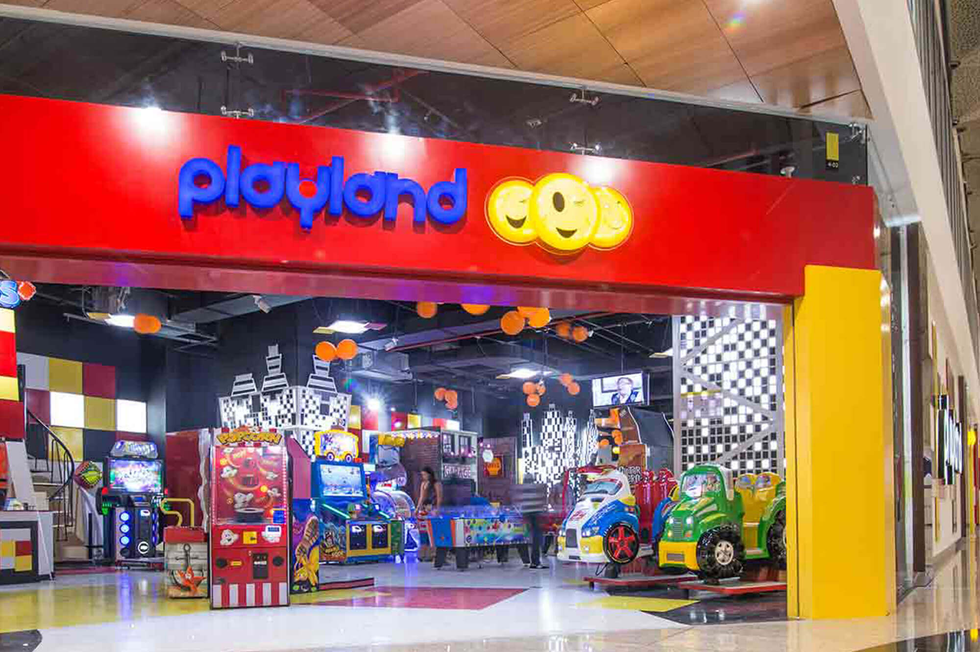Playland Plaza Bocagrande