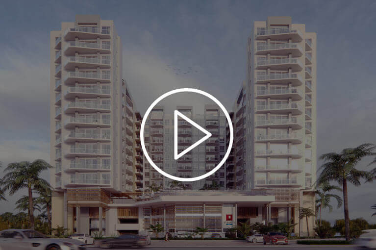 Promotional video apartments of Vivanti Mar residential project in Cartagena