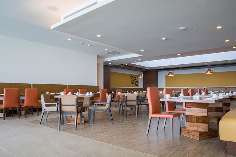 Kokau restaurant at Hyatt Regency Cartagena residential project