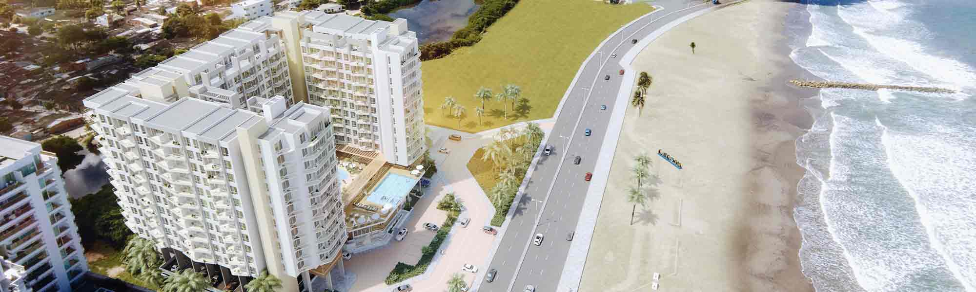 Vivanti Mar is a residential project located in Cartagena